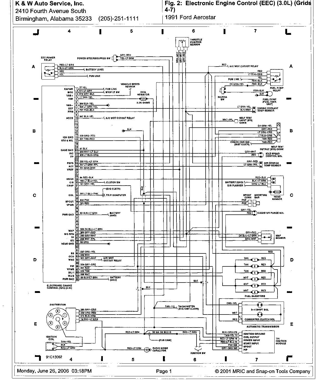 Wiring Diagram 1999 Pace Arrow Vision Wiring Free Engine